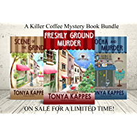 A Killer Coffee Mystery Book Set: A Dog Cozy Mystery (A Killer Coffee Mystery Series) (English Edition)