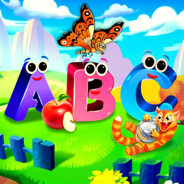 Amazon Com Preschool Basic Skills Learning A To Z Learn Alphabets Letters Writing Tracing Phonetic Sound For Kindergarten Kids Education Games For Baby And Children Abc Alphabet Games For Kids Appstore For