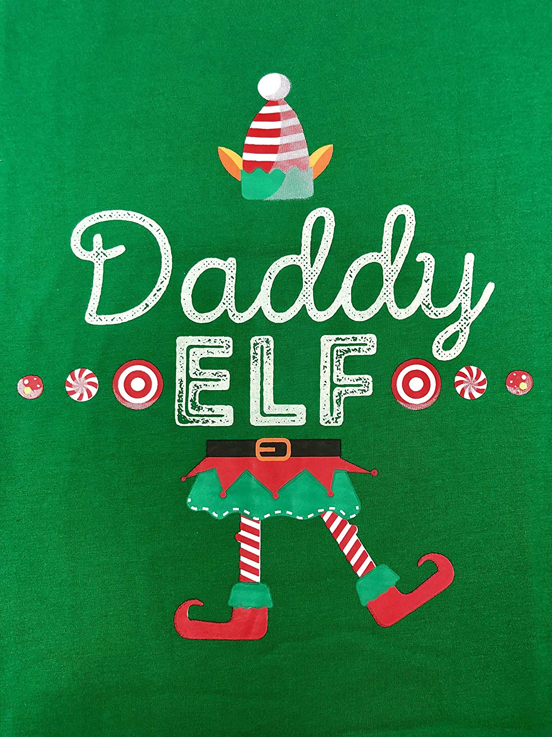 Elf Pyjamas Christmas Family PJs Matching Set Dad Mum Cheeky Little Elves  Men Women Girl Boy ... 4f27ddc69