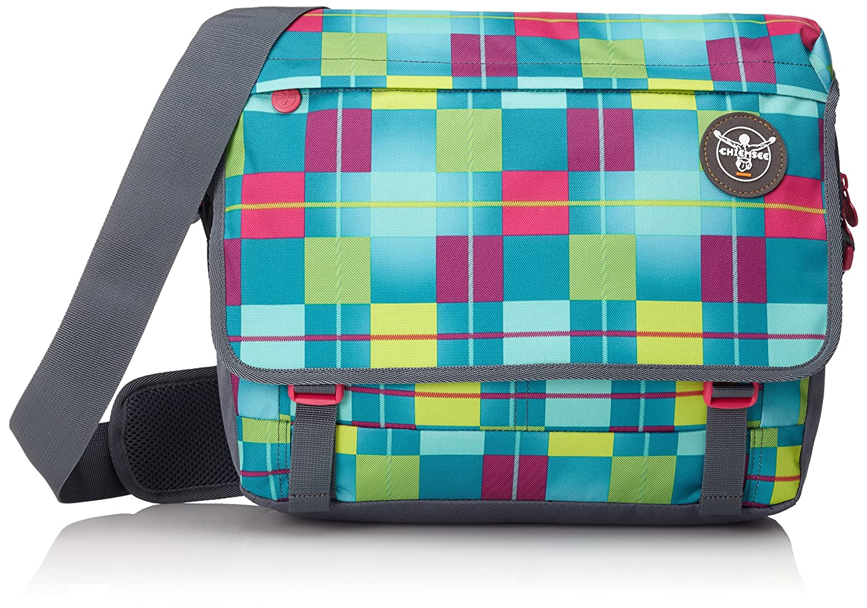 Chiemsee Shoulder Bag Shoulderbag Large 15 liters Multicolour (SQUARE MINT) 5060015