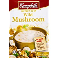 Campbell's Instant Soup Wild Mushroom, 50.4g