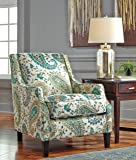 Lochian Jade Color Accent Chair
