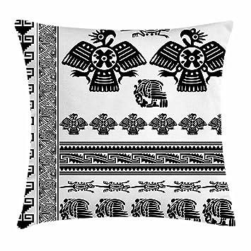 Amazon.com: Azteca, para el hogar o la oficina, en forma de ...