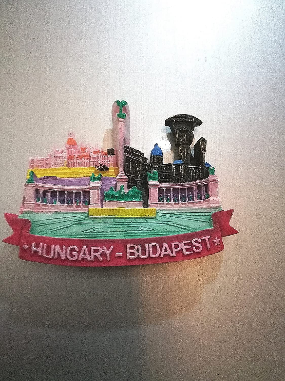 Budapest Hungría, francés arquitectura Souvenir regalo decoración ...
