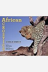African Acrostics: A Word in Edgeways Paperback