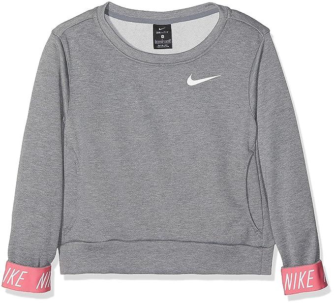 Nike Mädchen Pullover G Nk Dry Po Studio