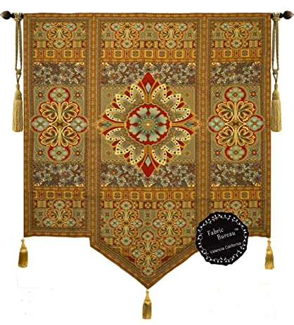 Bon Beautiful Road To Moroccan Large Fine Tapestry Jacquard Woven Wall Hanging  Art Decor