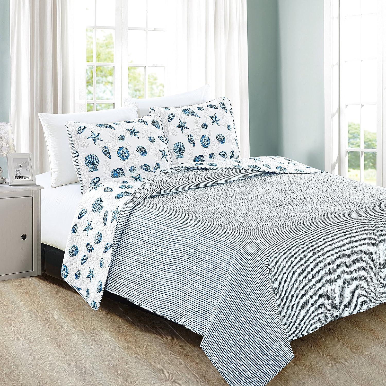 coastal bed linen