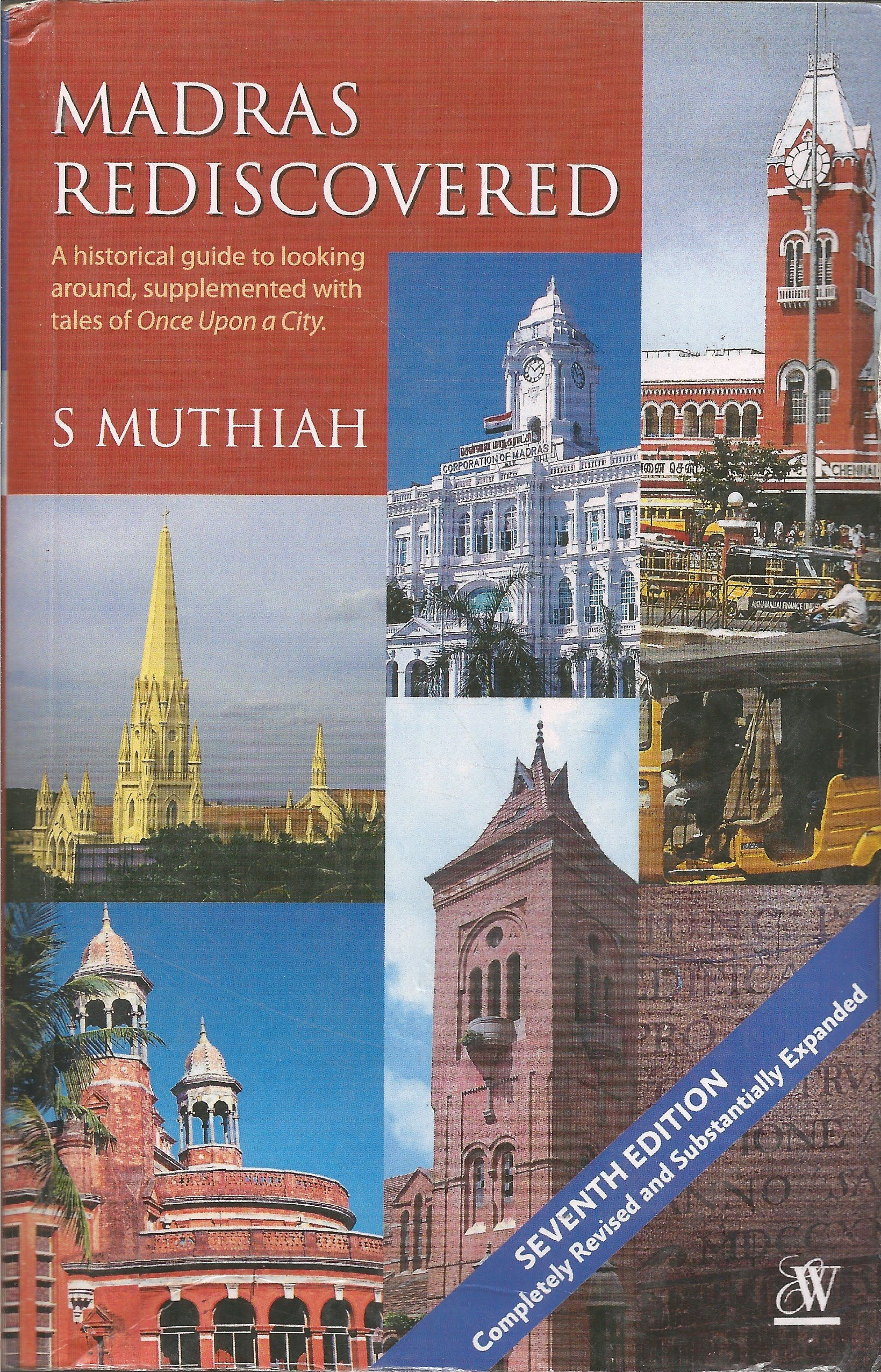 Madras Rediscovered ebook