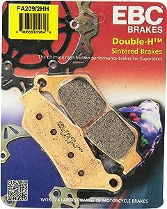 EBC Brakes FA209/2HH Disc Brake Pad Set