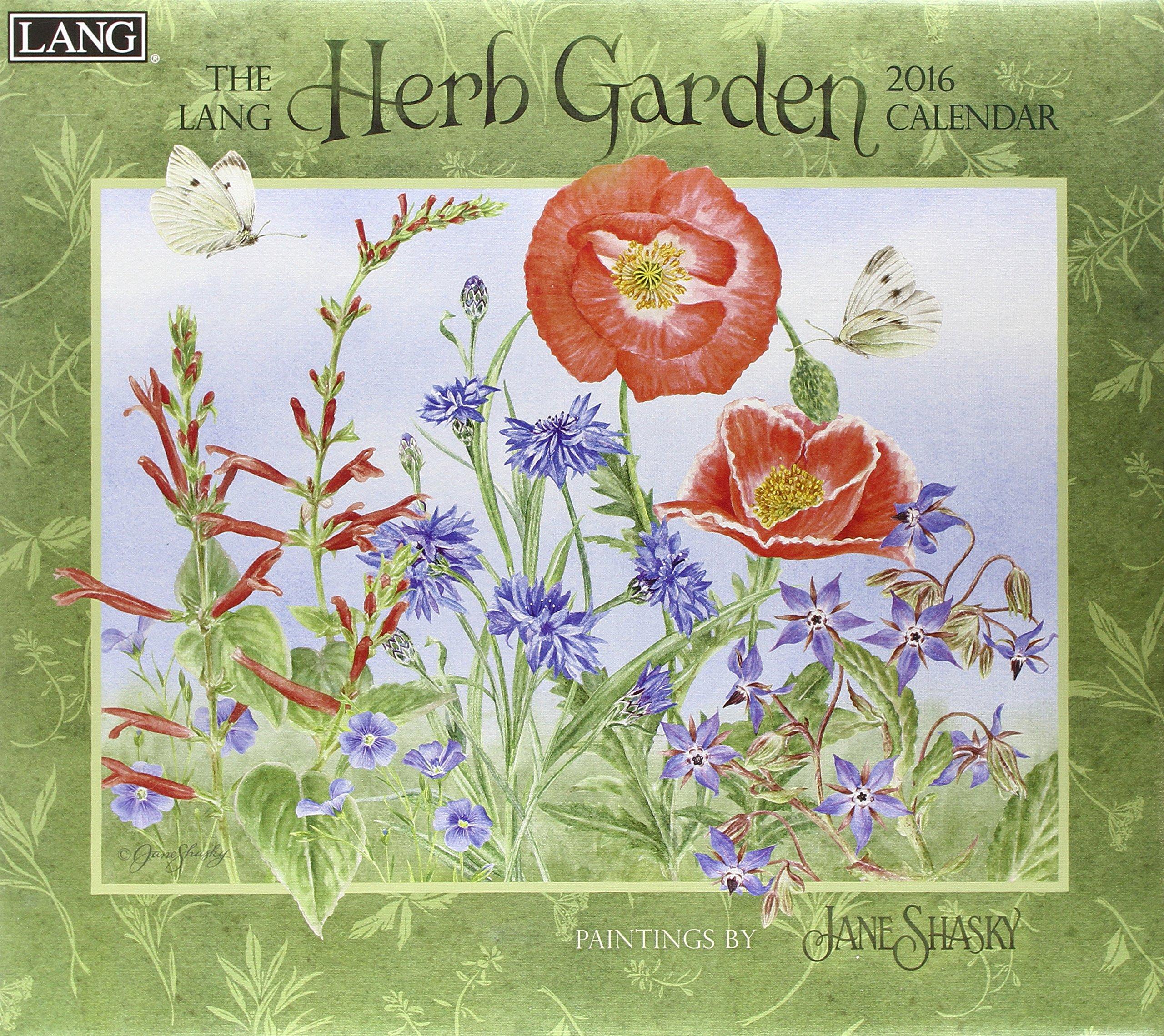 The Lang Herb Garden 2016 Calendar ebook