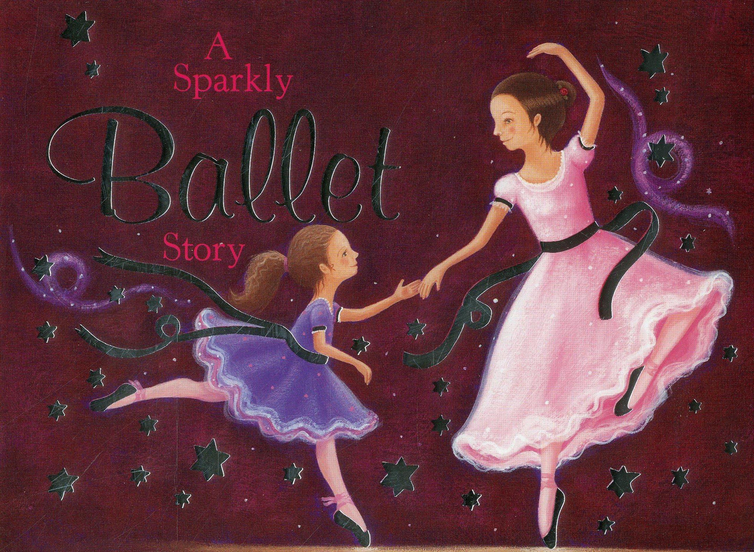 A Sparkly Ballet Story PDF