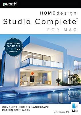 Punch! Home Design Studio Complete for Mac v19 [Download]