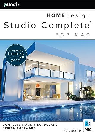 Amazon Com Punch Home Design Studio Complete For Mac V19 Download Software