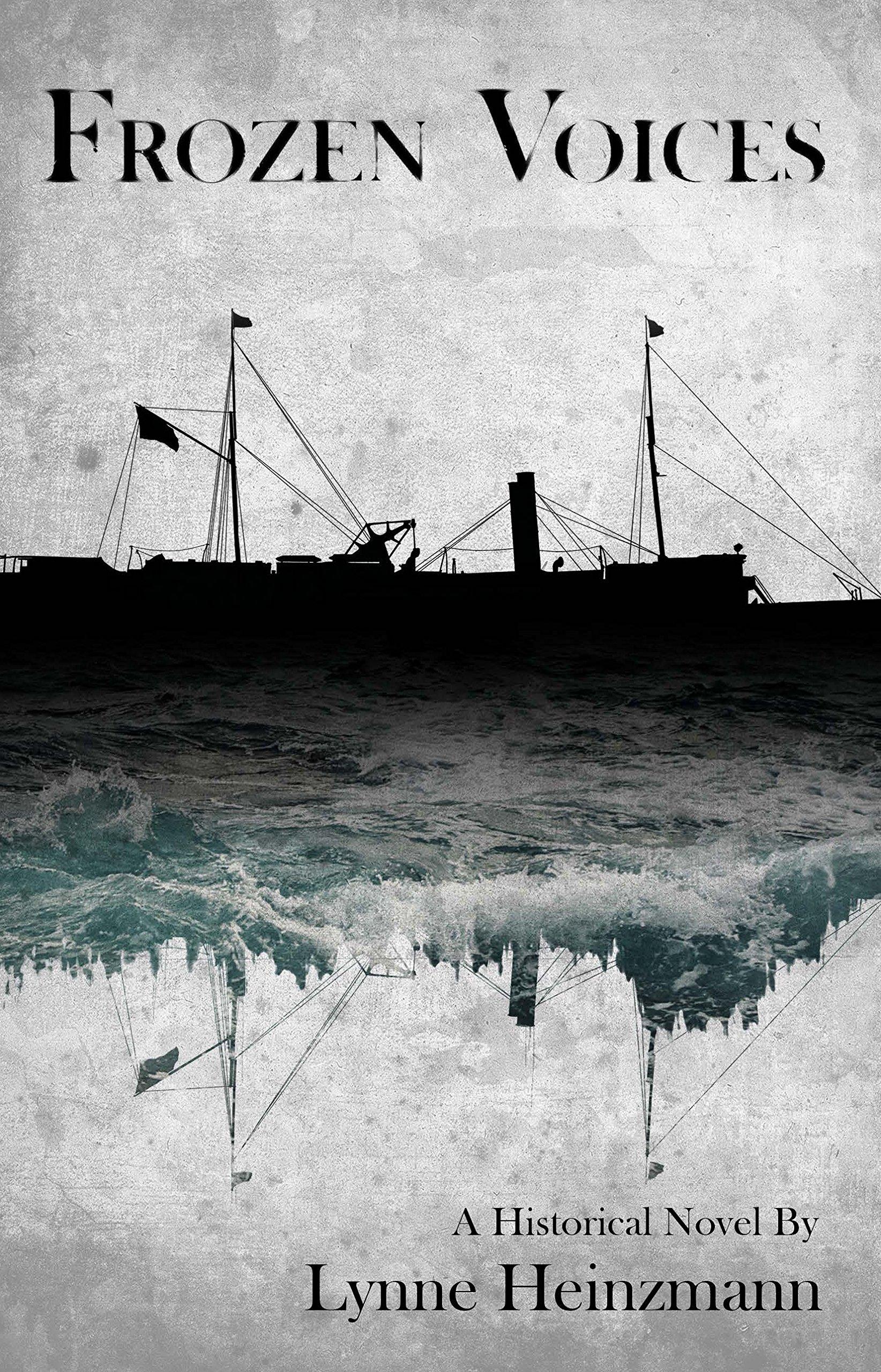 Image result for frozen voices novel