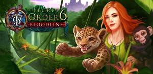 The Secret Order 6: Bloodline from Artifex Mundi