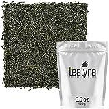 Tealyra - Handmade Premium 1st Flush - Gyokuro Green Tea - Organically Grown in Yame Japan - Loose Leaf Tea - Caffeine…