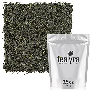 Tealyra Handmade Premium First Flush Gyokuro Green Tea