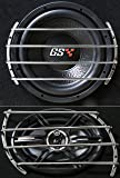 GS Power's 10 inch Bar Grille for Subwoofer
