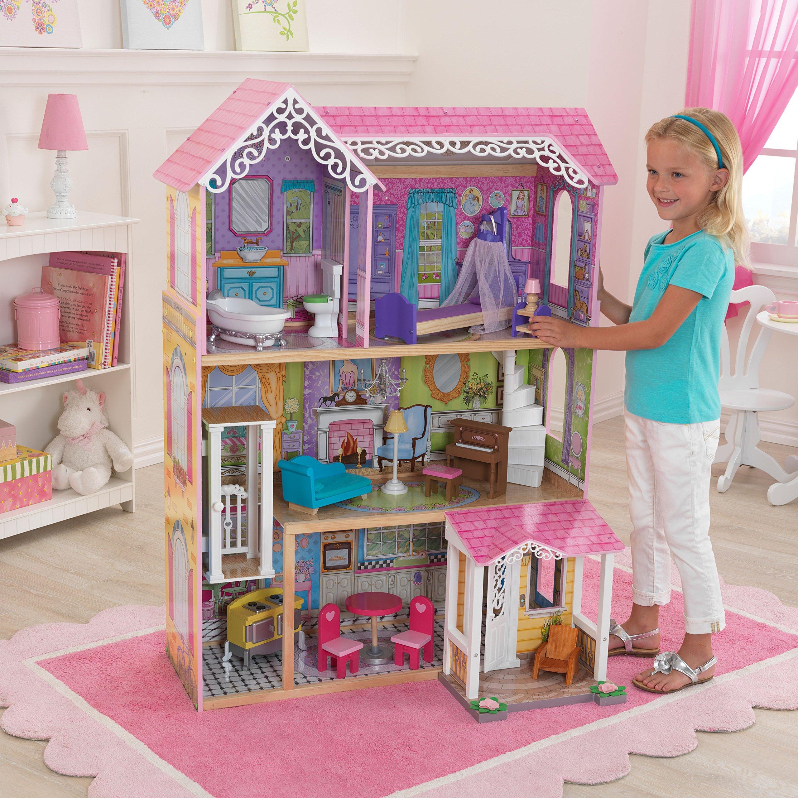 KidKraft Sweet & Pretty Dollhouse Toy by KidKraft (Image #2)
