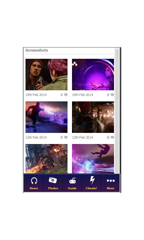amazon com infamous second son help guide appstore for android rh amazon com Help for Guide Cover Mental Health Help Guide