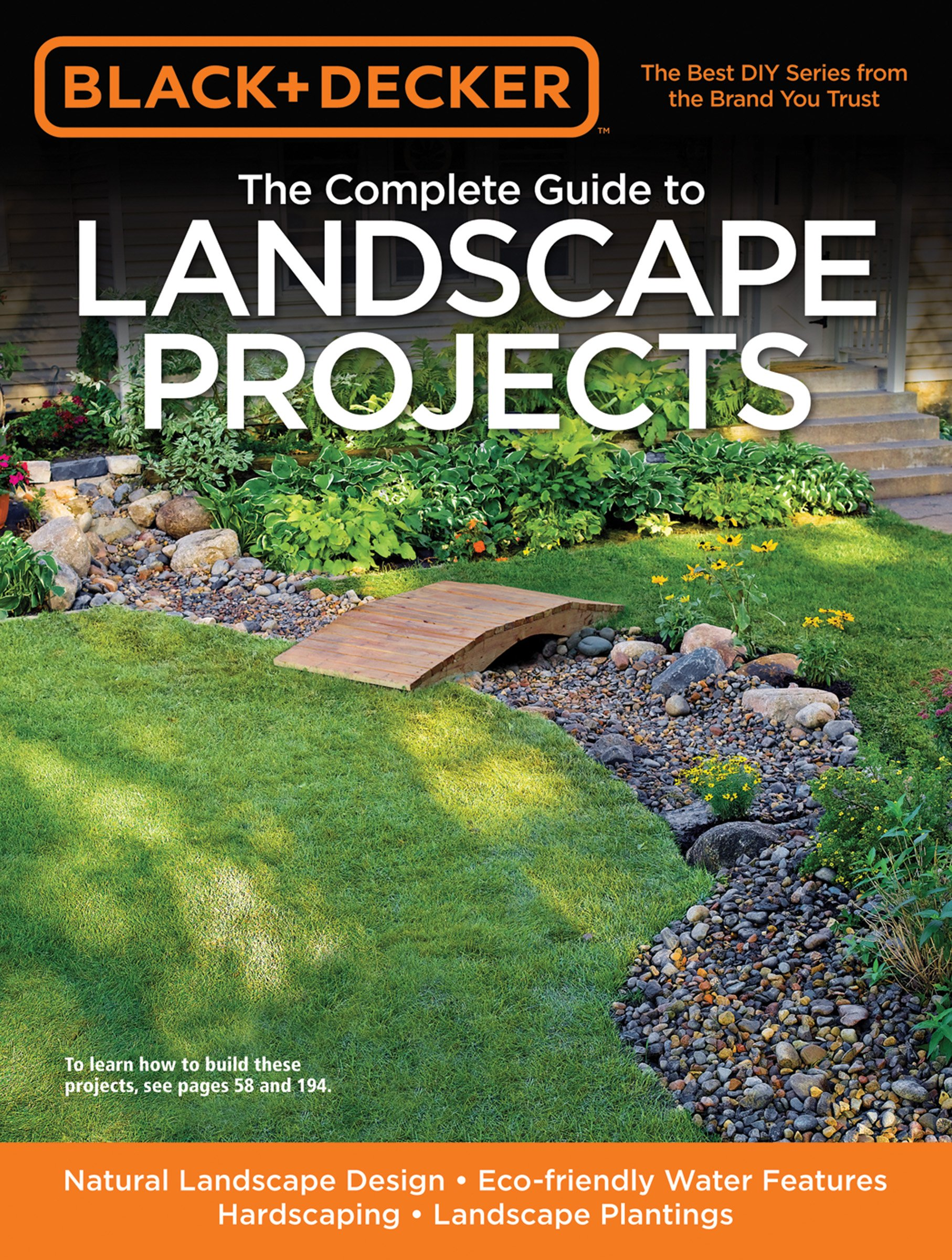 Black Decker The Complete Guide To Landscape Projects Natural