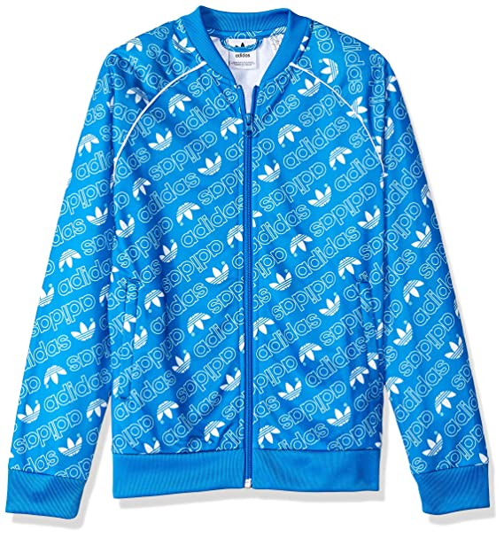 Amazon.com: adidas Originals Superstar - Chándal para niño ...