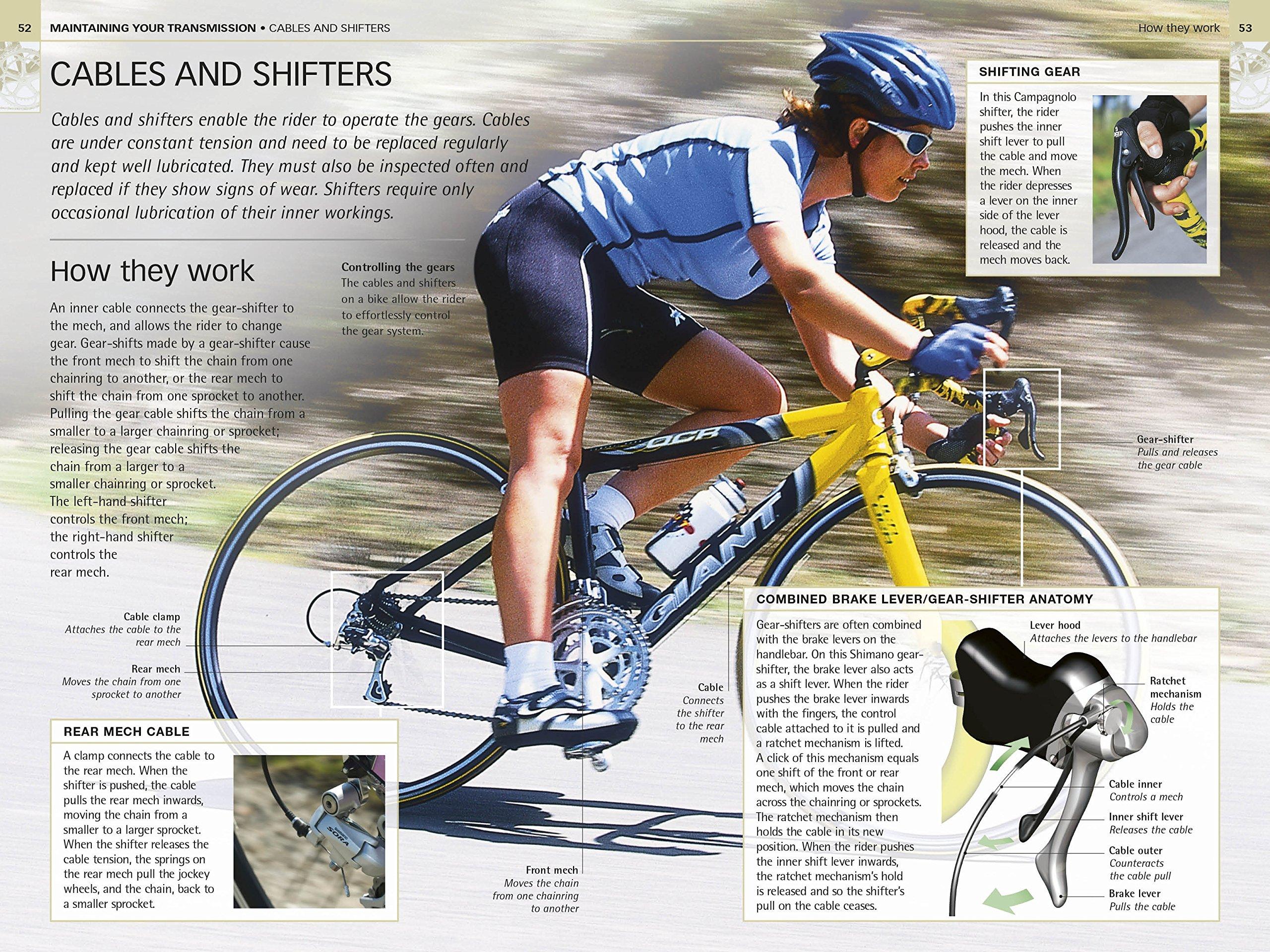 Bike Repair Manual: Chris Sidwells: 9781409365242: Amazon.com: Books