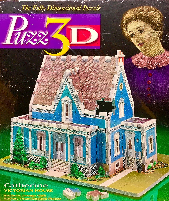 即日発送 Catherine - Victorian House- Puzz B001BL6GZK 3D 3D Catherine B001BL6GZK, 渋谷IKEBE楽器村:011ca055 --- quiltersinfo.yarnslave.com
