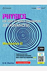 Physics for Joint Entrance Examination JEE (Advanced): Mechanics II Paperback
