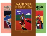 img - for The Jackson Hole Mysteries (3 Book Series) book / textbook / text book