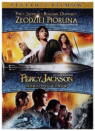 Percy Jackson: Morze PotworĂlw / Perci Jackson i Bogowie ...