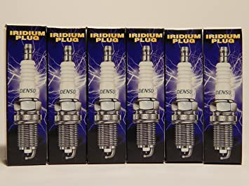 Denso # 3396 Platinum fuente de alimentación de iridio Bujías - -SKJ16CR-L11 - ---- 6 pcs * Nuevo *: Amazon.es: Coche y moto