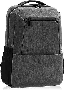 """AmazonBasics 15.6"""" Laptop Backpack Professional - Grey"""