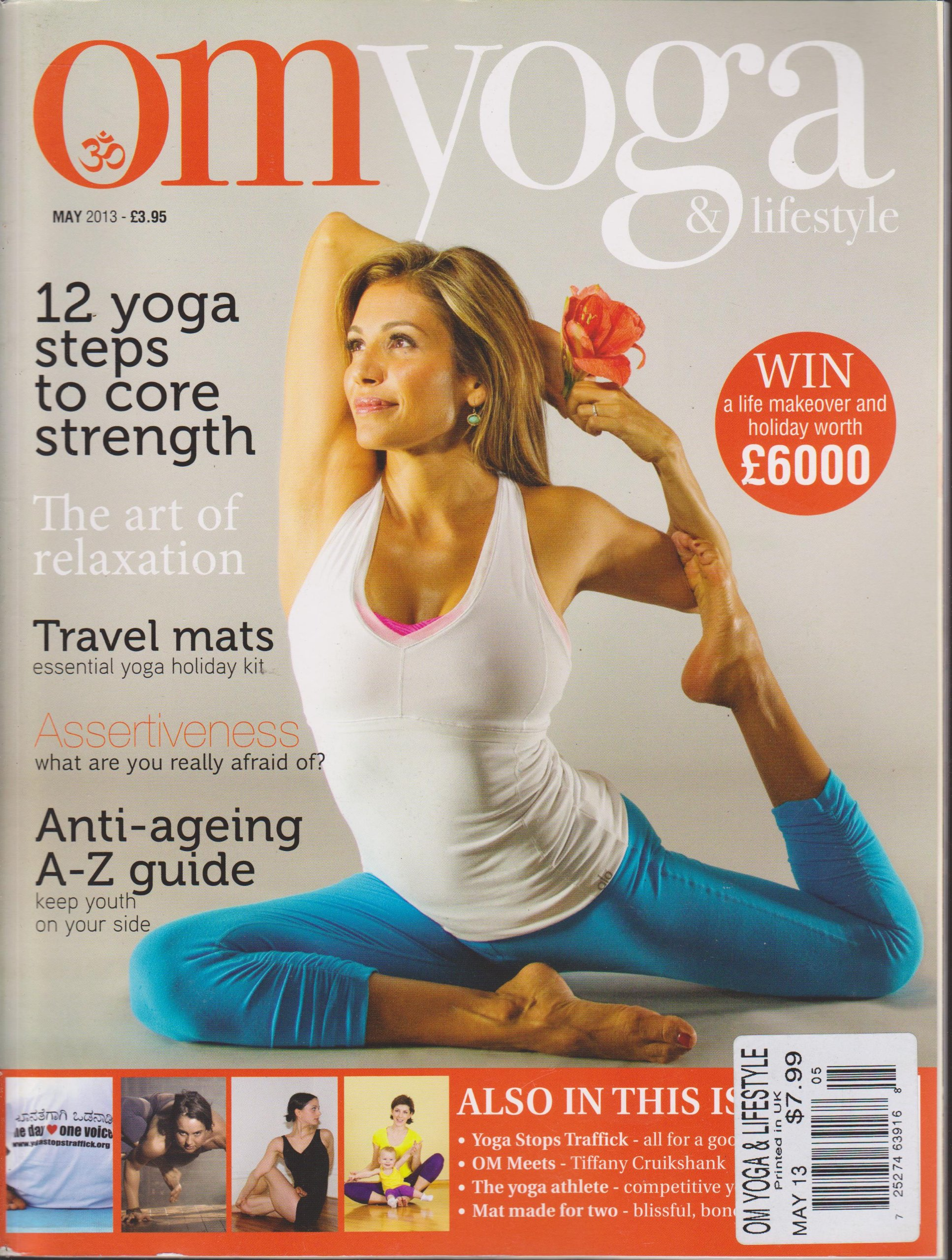 Download Om Yoga & Lifestyle Magazine May 2013 pdf epub
