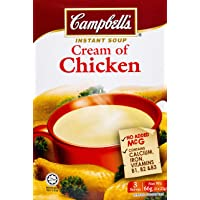 Campbell's Instant Soup Cream of Chicken, 66g