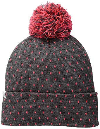 6406dea4dcf Coal Women s The Dottie Cuffed Beanie with Pom Pom