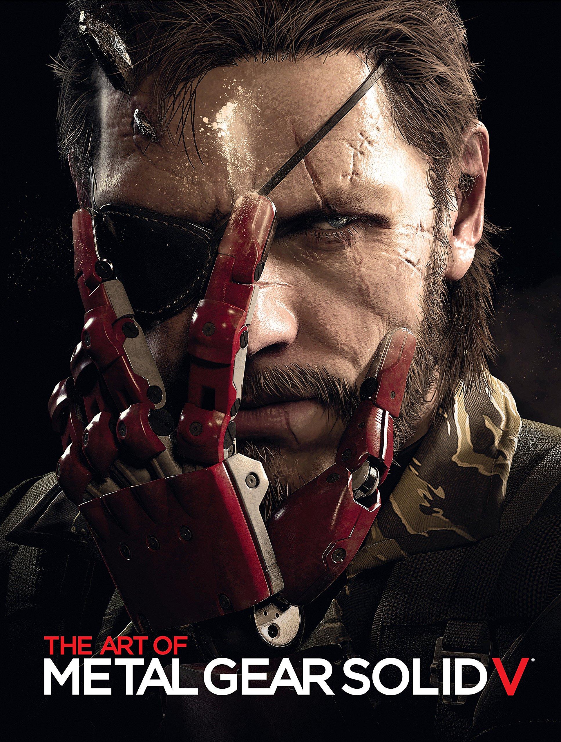 Amazon.com: The Art of Metal Gear Solid V (9781506701103 ...