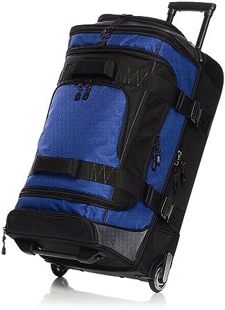 Amazon.com: AmazonBasics Ripstop - Bolsa con ruedas, color ...