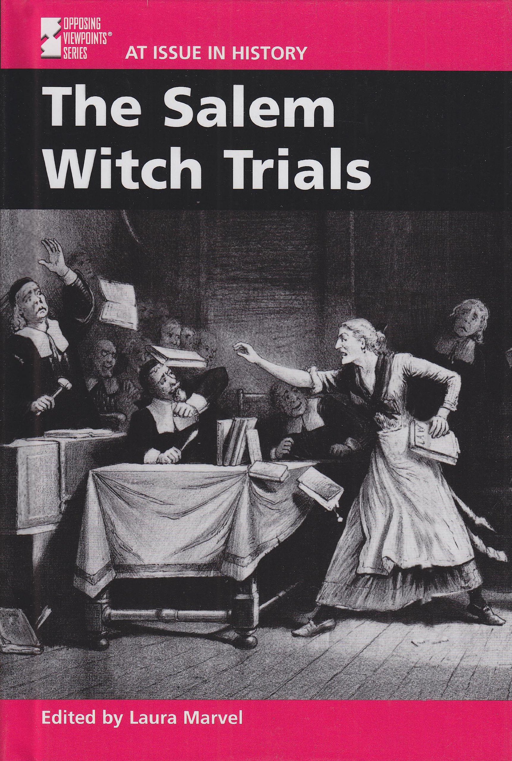 At Issue in History - The Salem Witch Trials (hardcover edition) ebook