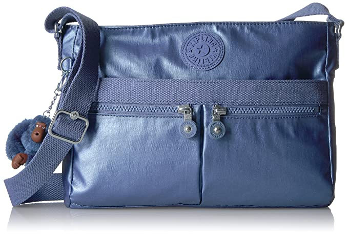4a2d1e954e Kipling Angie Metallic Convertible Crossbody Bag