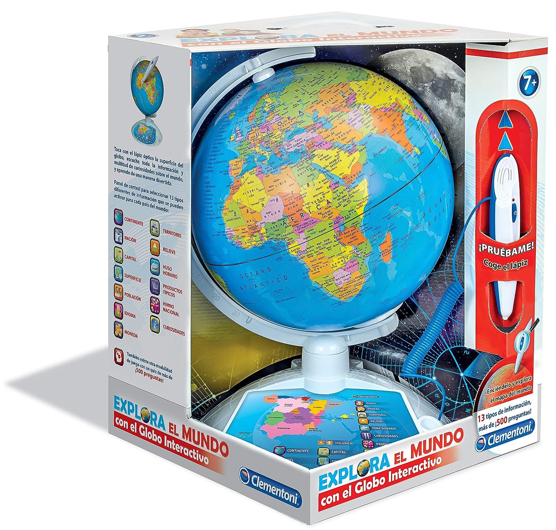 Ciencia Y Juego Explora El Mundo Con El Globo Interactivo  ~ Globos Terraqueos En El Corte Ingles