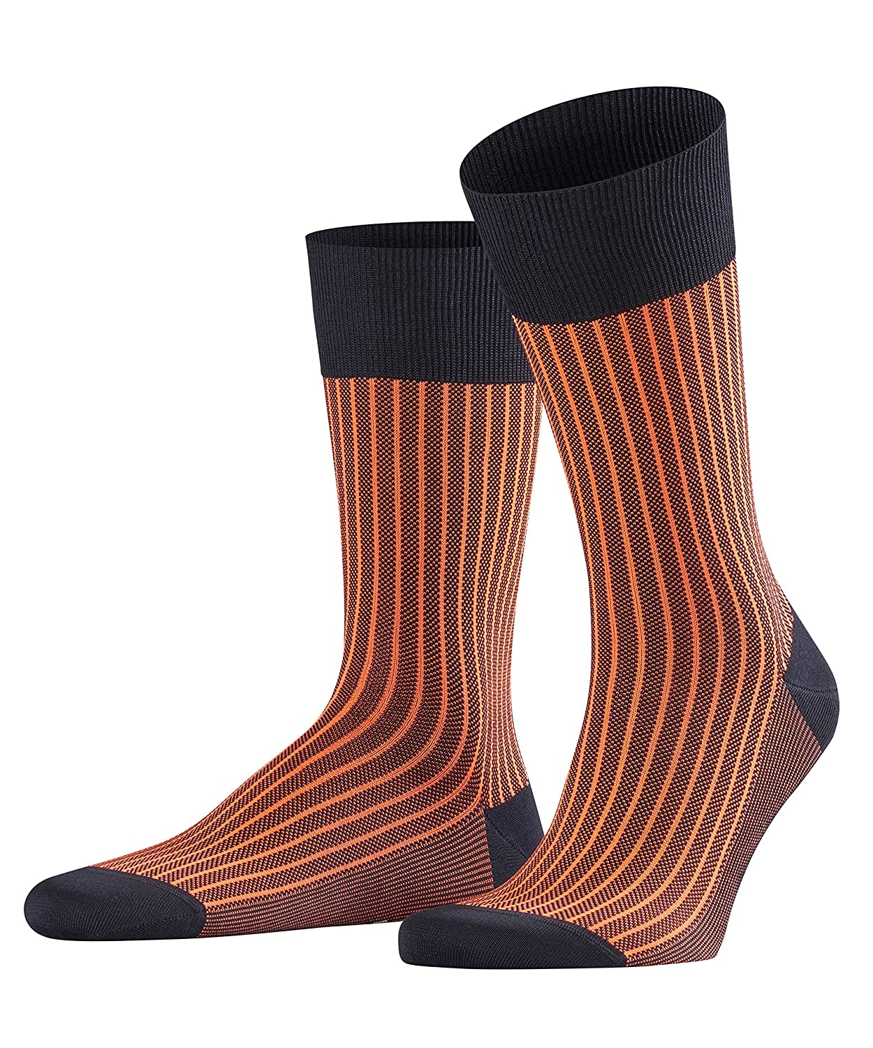 0Afh8|#Adidas Men Oxford Stripe Socks - Dark Navy, 39-40 Falke 13396