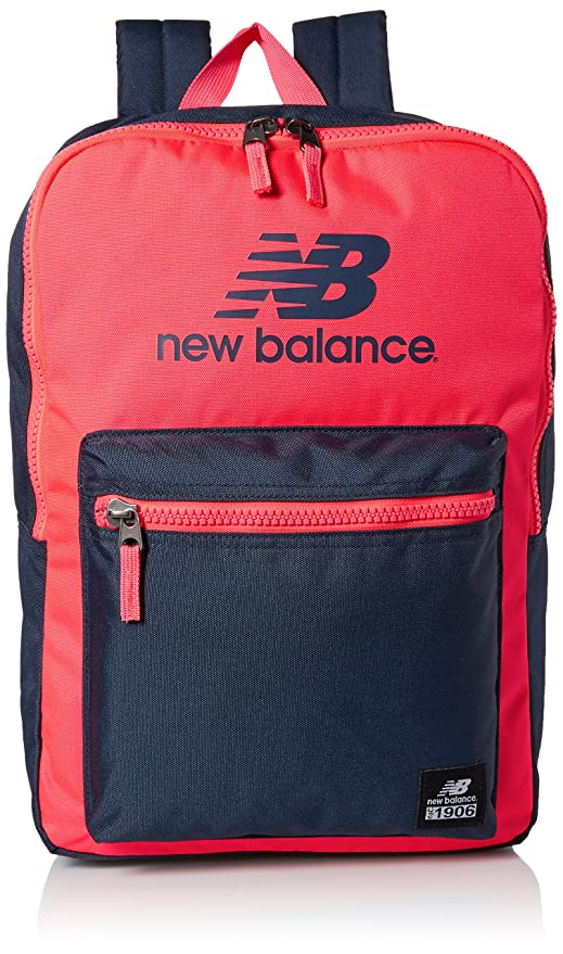 b701361733 Amazon.com: New Balance Adult Booker Backpack, Galaxy, One Size ...