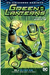 Green Lanterns (2016-) Vol. 4: The First Ring Kindle Edition