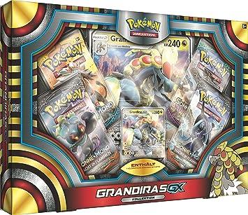 Pokèmon Juego de Cartas Grandiras-GX 25962: Amazon.es ...