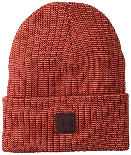 Amazon.com  Under Armour Men s Truckstop Beanie 2.0 4bbaa89e29f5
