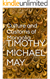 Culture and Customs of Mongolia