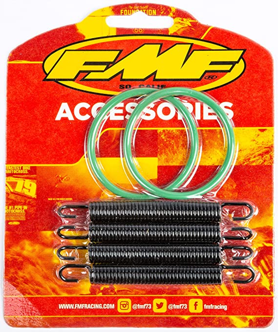 FMF Racing 11310 Spring and O-Ring Kit