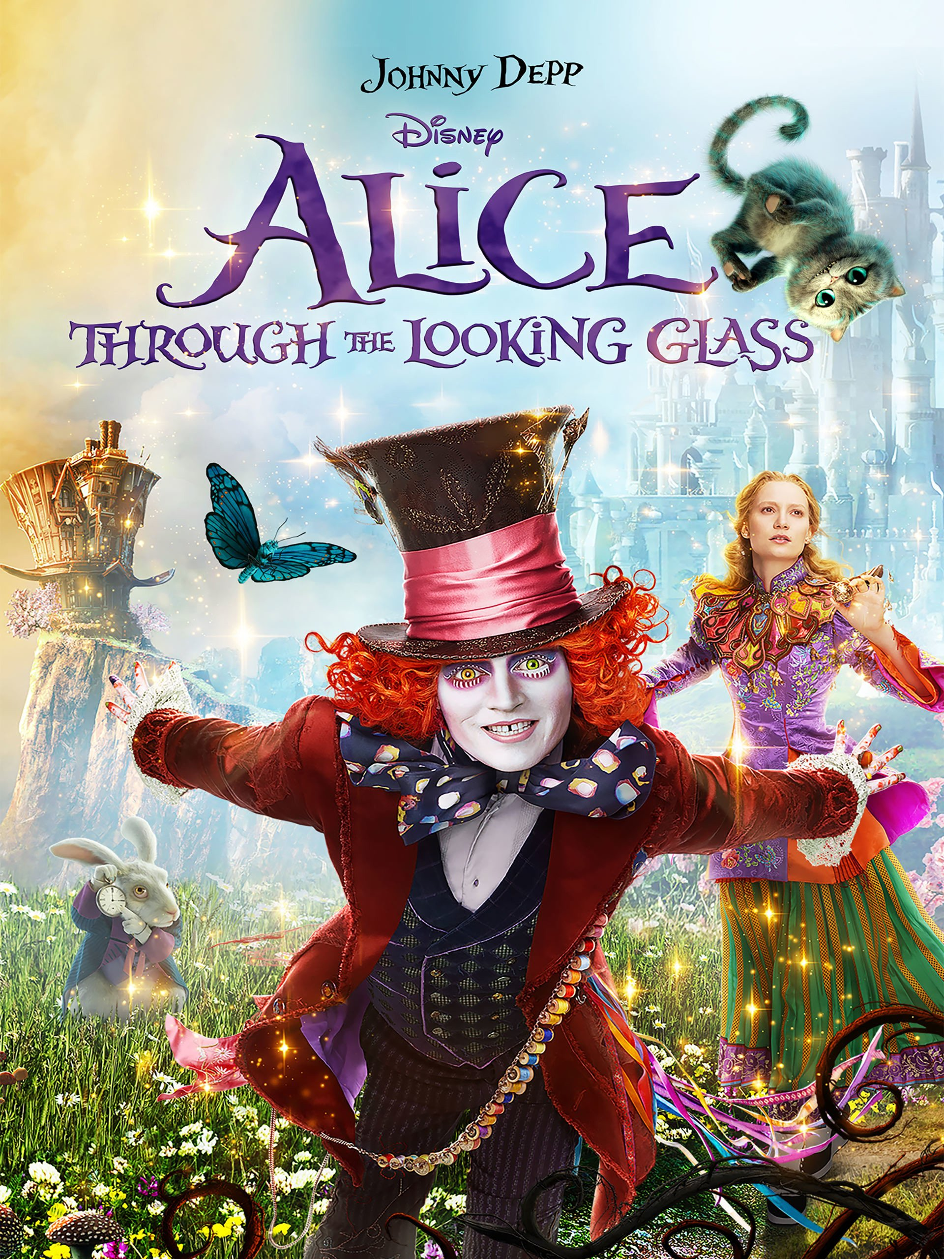 Alice Through the Looking Glass (2016) (Theatrical) by